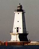 Ludington North Breakwall Light